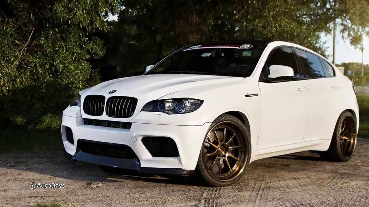 Ybm Garage On Twitter Quot White X6 Look Like A Panda