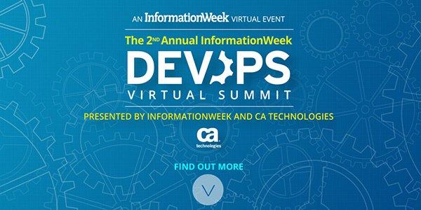 #DevOps2016 Virtual Summit starts in 3 hours. Create a reliable DevOps strategy today! https://t.co/BxrnwTCNXz https://t.co/4X5iEdCVRM