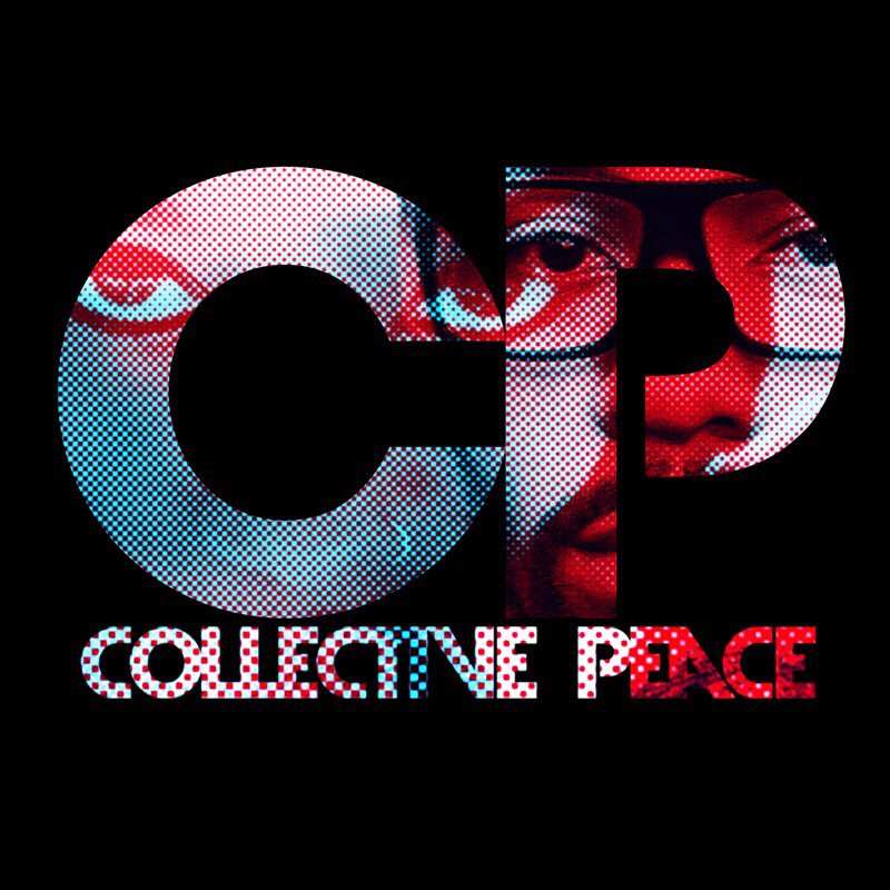"""Introducing Collective Peace"", available TOMORROW, 2.26.16 on @iTunes, @GooglePlay, and more! #PeaceSignsUP! ✌"