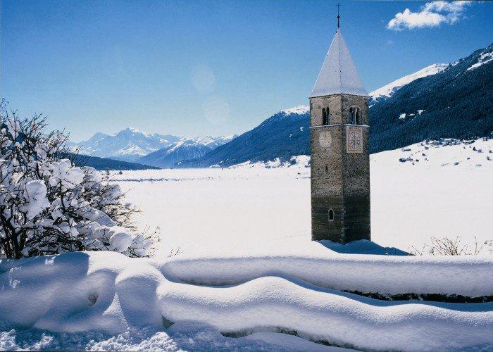 Meteo con Maltempo: precipitazioni al centro-sud e intense nevicate in Alto Adige