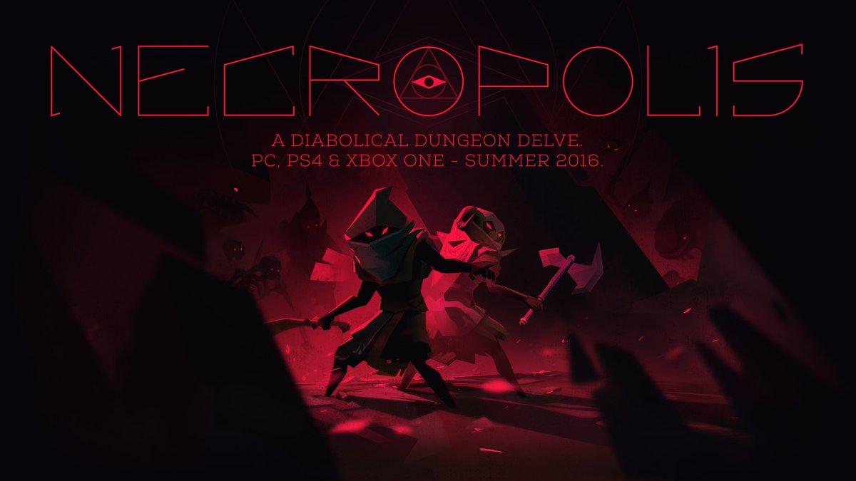 Necropolis game
