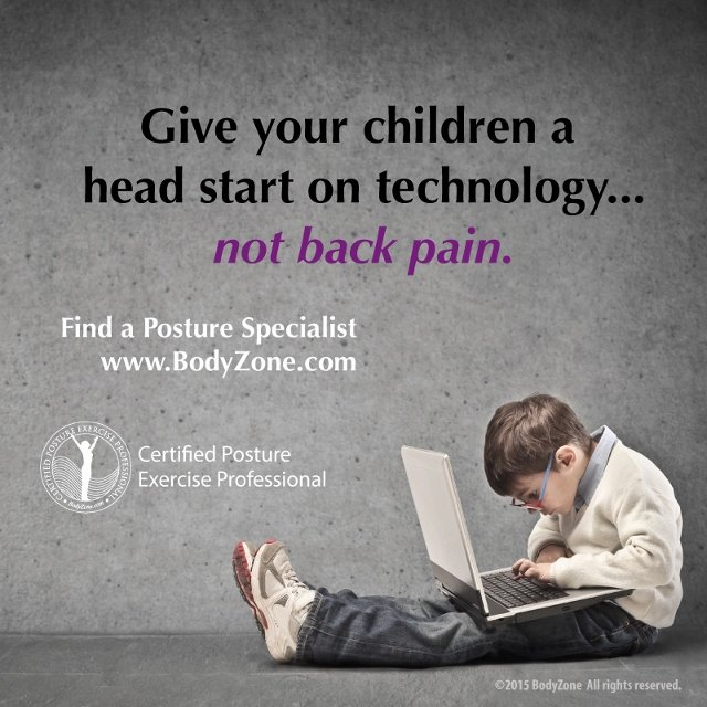 Posture stress from tech devices is hurting our children's health - https://t.co/FPAezORHYH #health #fitness https://t.co/KR7HILK84P