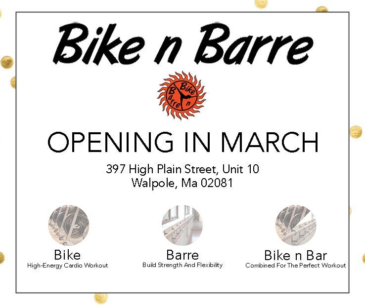 Bike N Barre Bikenbarre Twitter