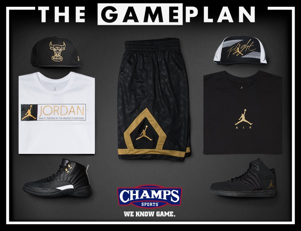 d0171278cb1da6 The Jordan  Master  pack by  champssports in  TheGamePlan is here. Peep
