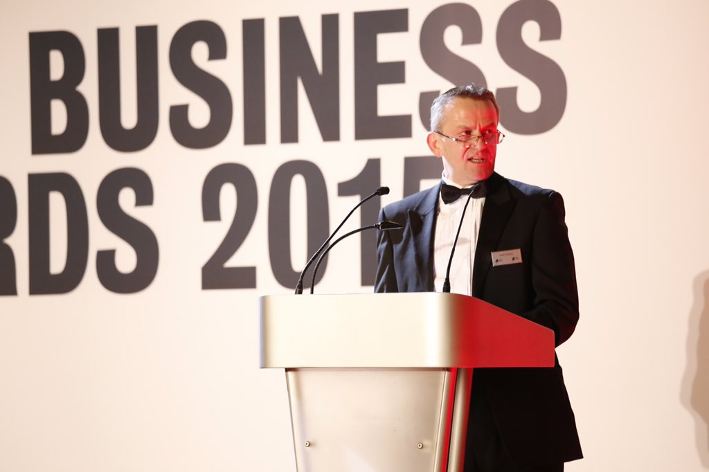 South Wales Chamber of Commerce Awards 2015