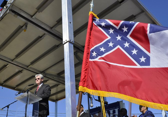 UPDATED: Gov @PhilBryantMS Declares April 'Confederate Heritage Month,' No Slavery Mention https://t.co/ibU5ufM1x1 https://t.co/e5HKN83Icm