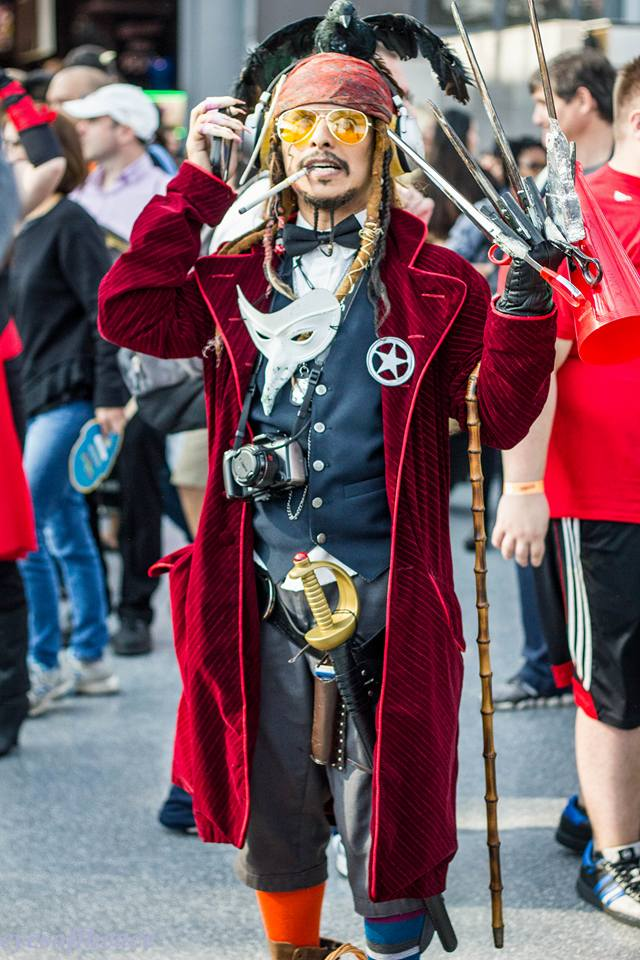 Looper On Twitter The Ultimate Johnny Depp Cosplay Every Johnny