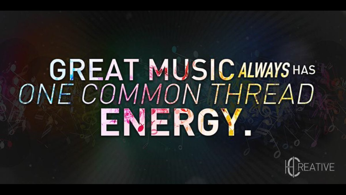 "Energy Quotes Hellacreative On Twitter ""hellacreative Quotes Music Energy"