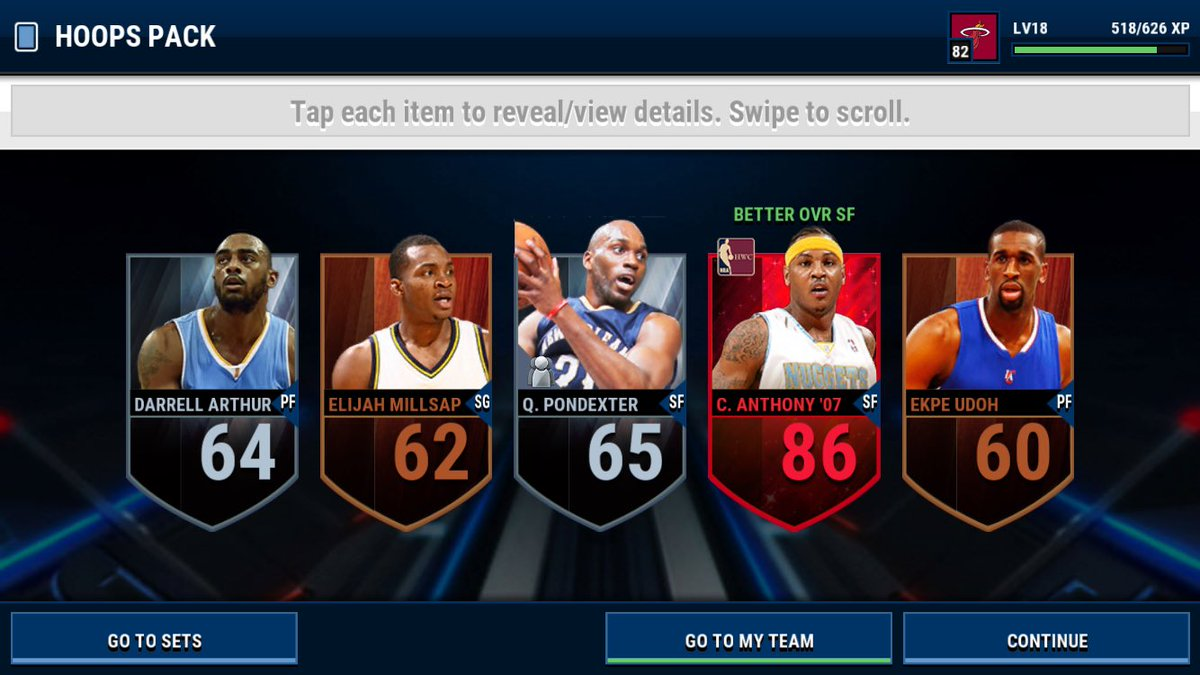 NBA LIVE MOBILE (@NBALiveMobiIeRT) - Twitter