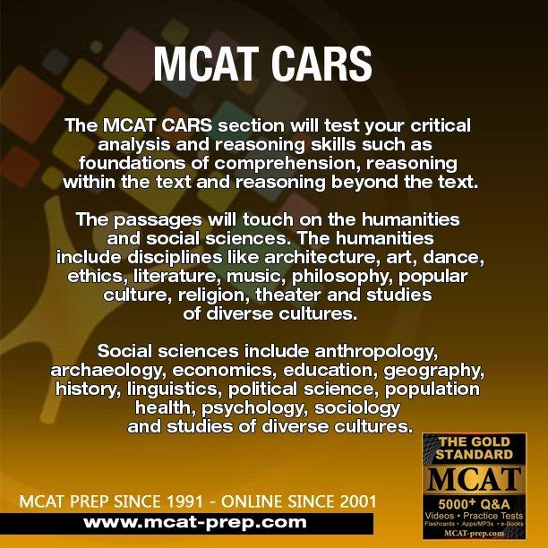 MCAT Prep on Twitter: