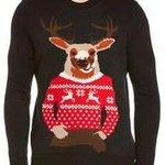 このセーターのデザインが不思議すぎてワロタ!