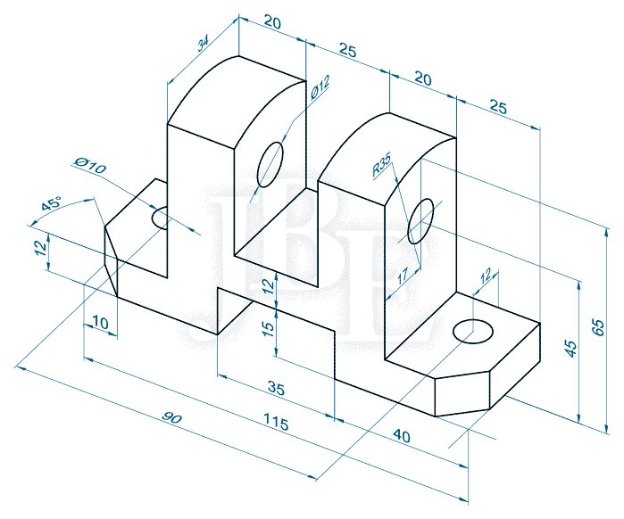 Autocad mechanical drawing tutorial pdf