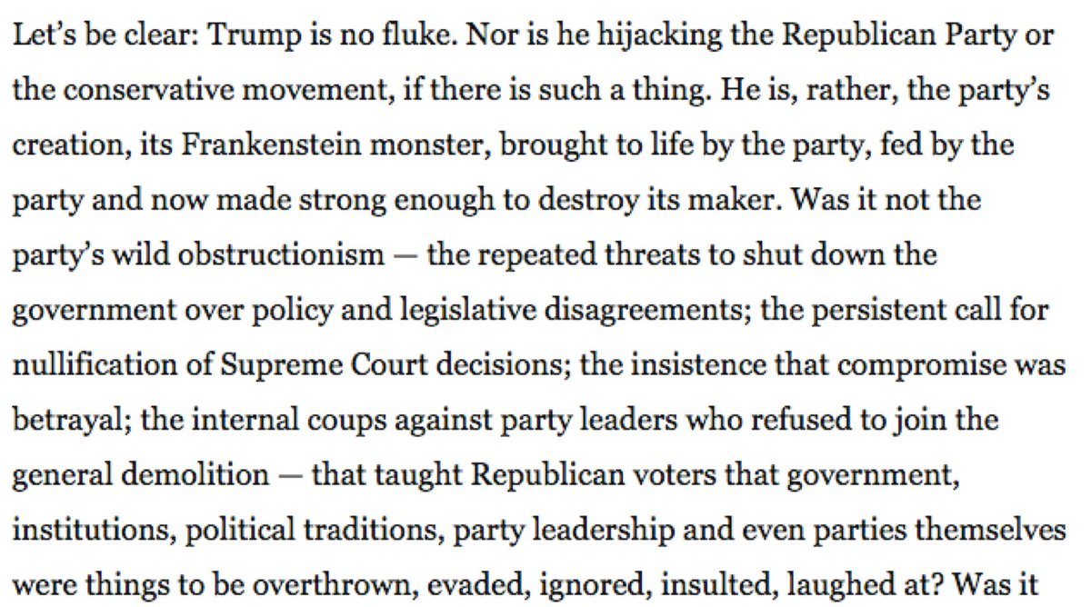 Robert Kagan in the Washington Post on culpability and Trump https://t.co/Qi7JzPbS2o https://t.co/iO2Si8pP2f