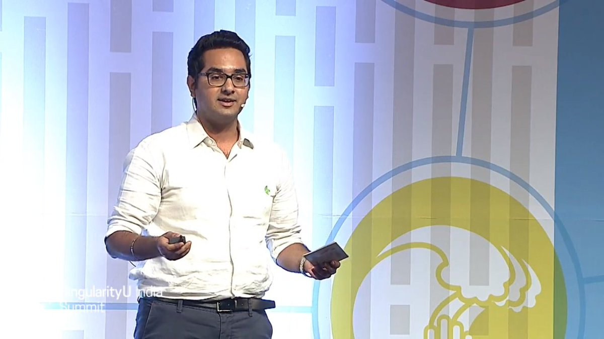 #SUIndiaSummit @SanvarOberoi takes the stage to talk about empowering Indian farmers #AgTech https://t.co/HtOdplkzZa