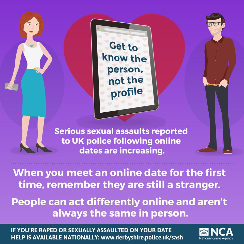 safety tips while dating