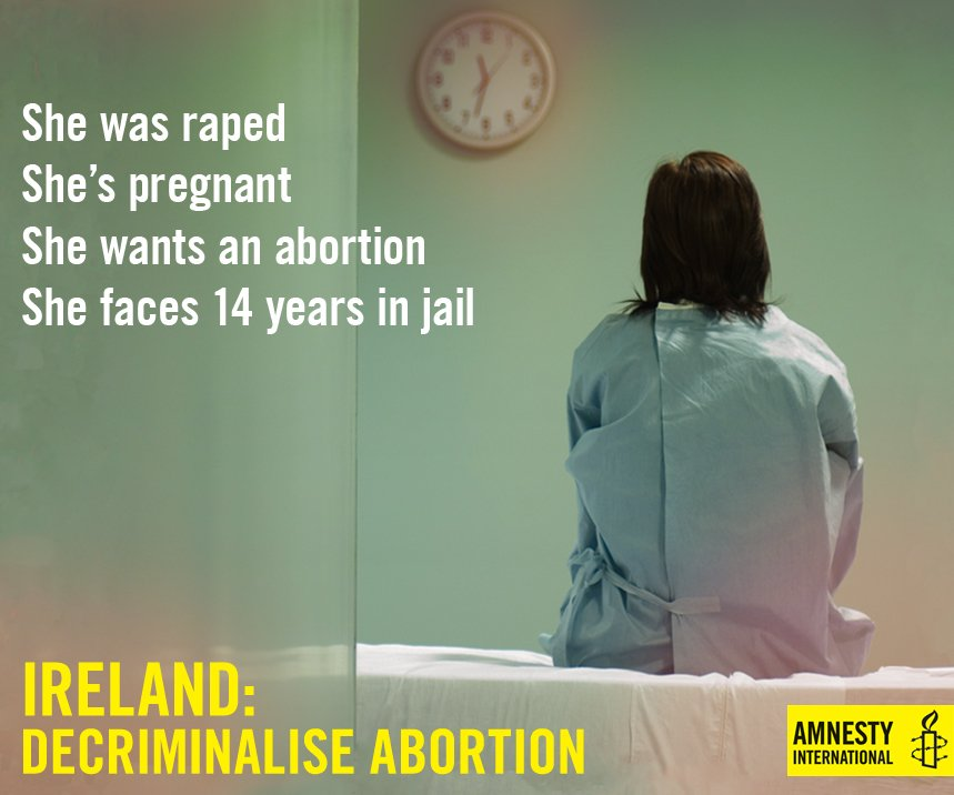 Voting under way in the Republic. Join our call to new Irish Govt to decriminalise abortion: https://t.co/zclZpSZjBd https://t.co/4RrqZzPlD1