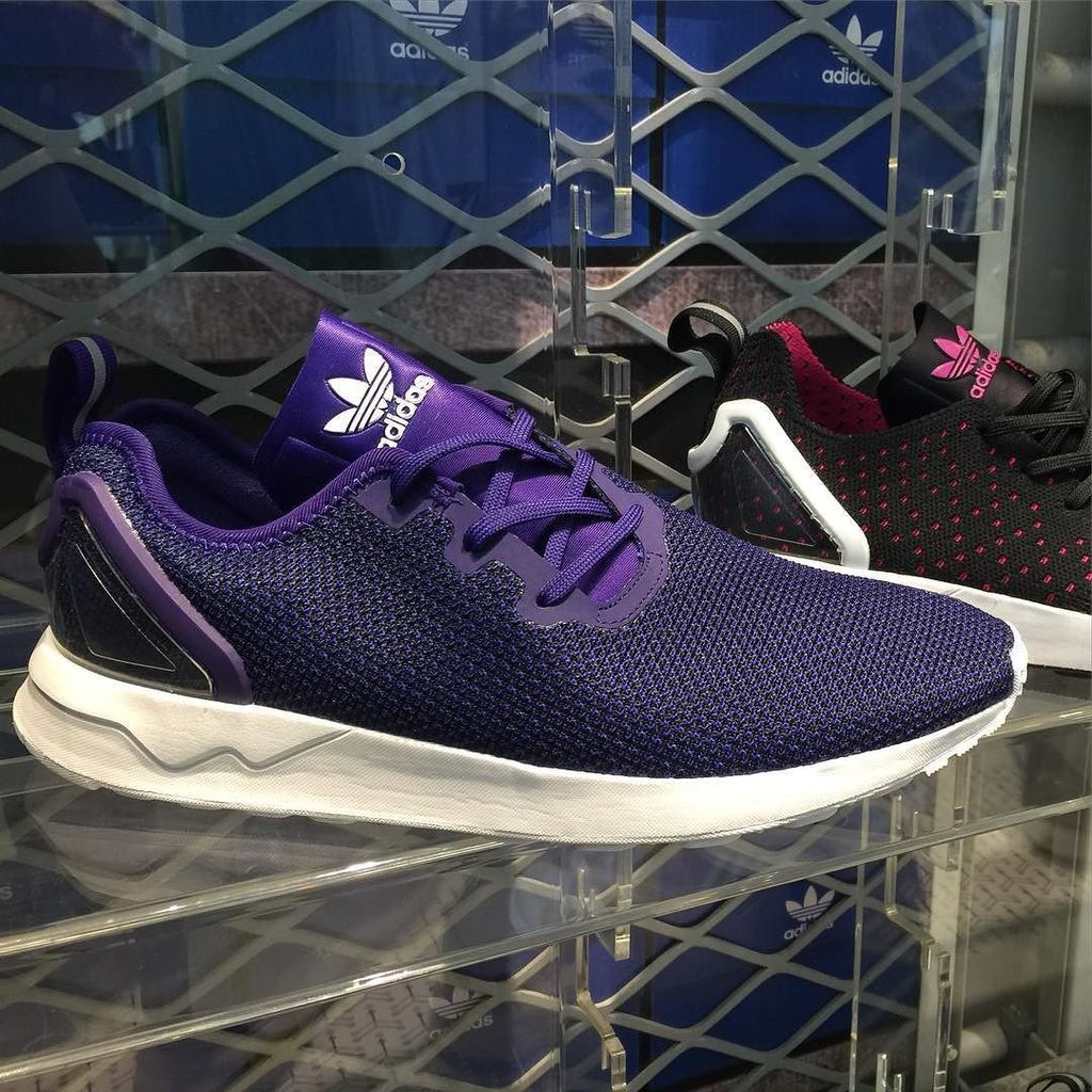 Adidas Zx Flux Adv Purple