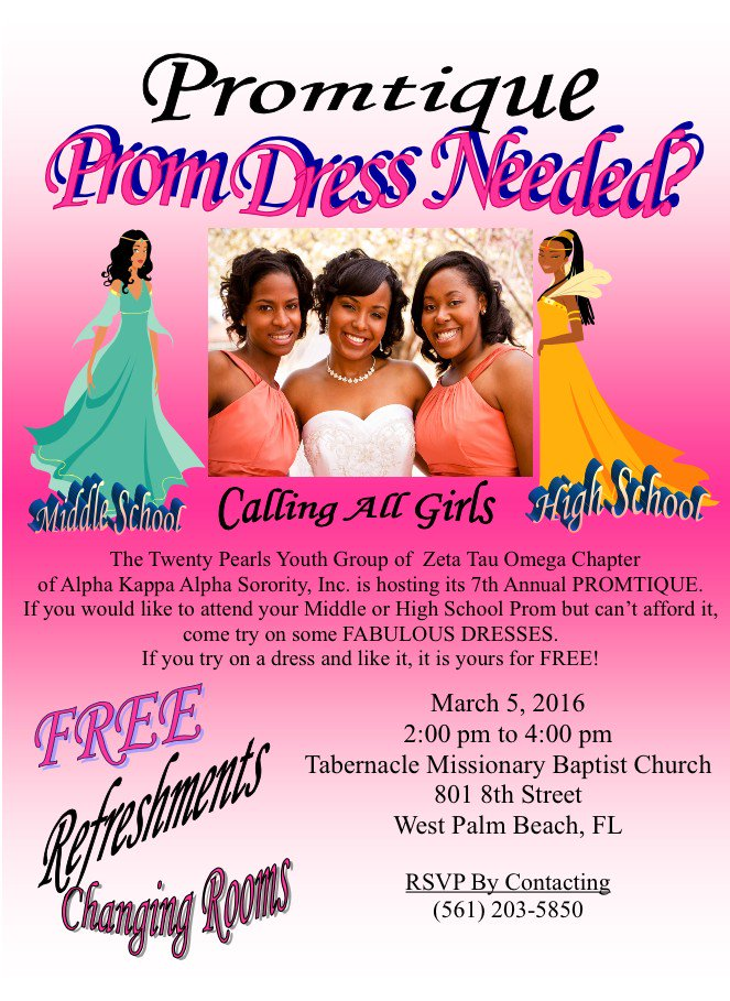 Palm Beach Lakes Hs On Twitter Calling All Girls Need A Prom