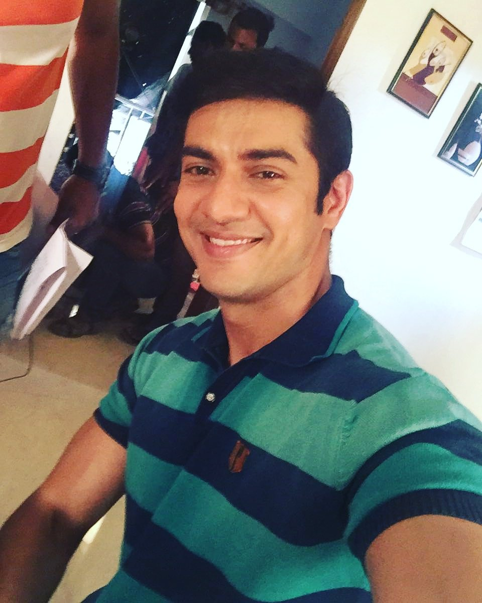 Vishal Gandhi aka Mihir in Tamanna on Star Plus off screen image-picture