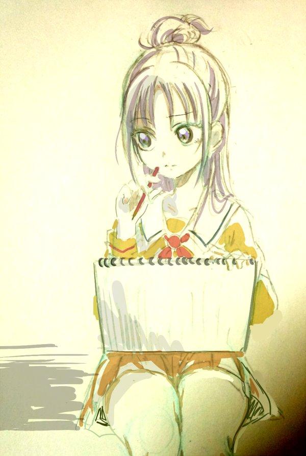 ワンポコ (@yuuunoir)さんのイラスト