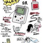 現代の若者よ・・見よ!これが初代ポケモンを流行らせたゲーム機だ!