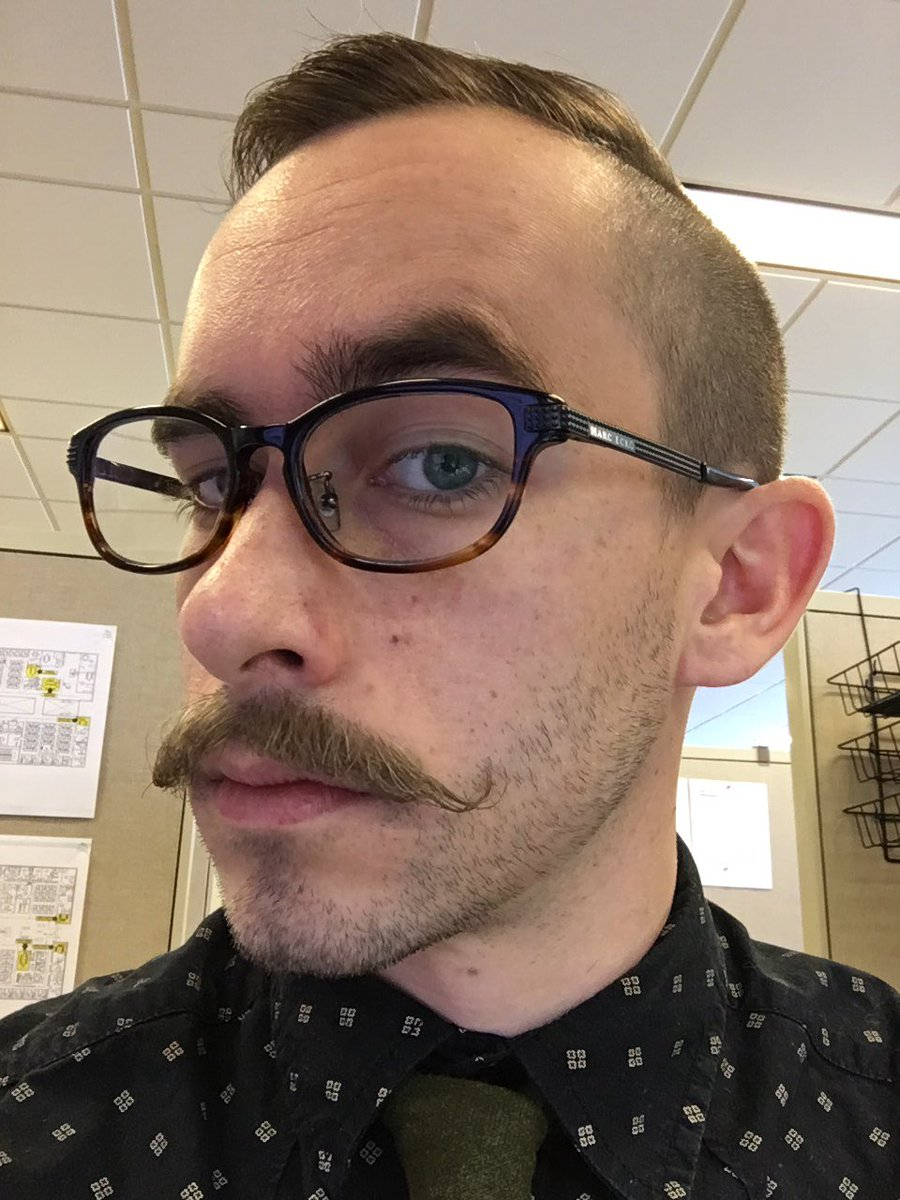 Nicholas Spence On Twitter New Haircut For The Face Undecided