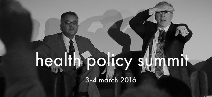 Thumbnail for Health Policy Summit 2016
