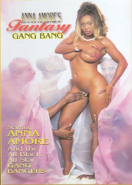 Gangbang anna amore