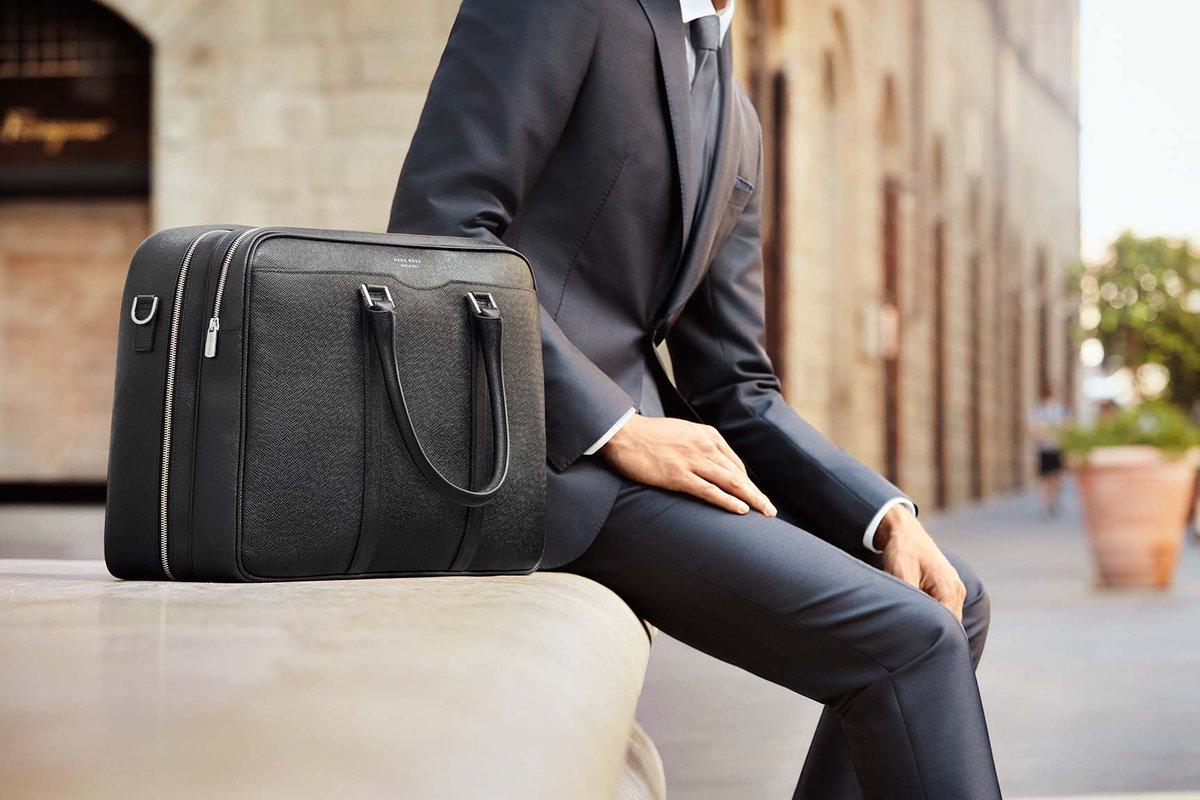 e56817e3a3ba introducing the new boss signature bag designed for the modern man  thisisboss