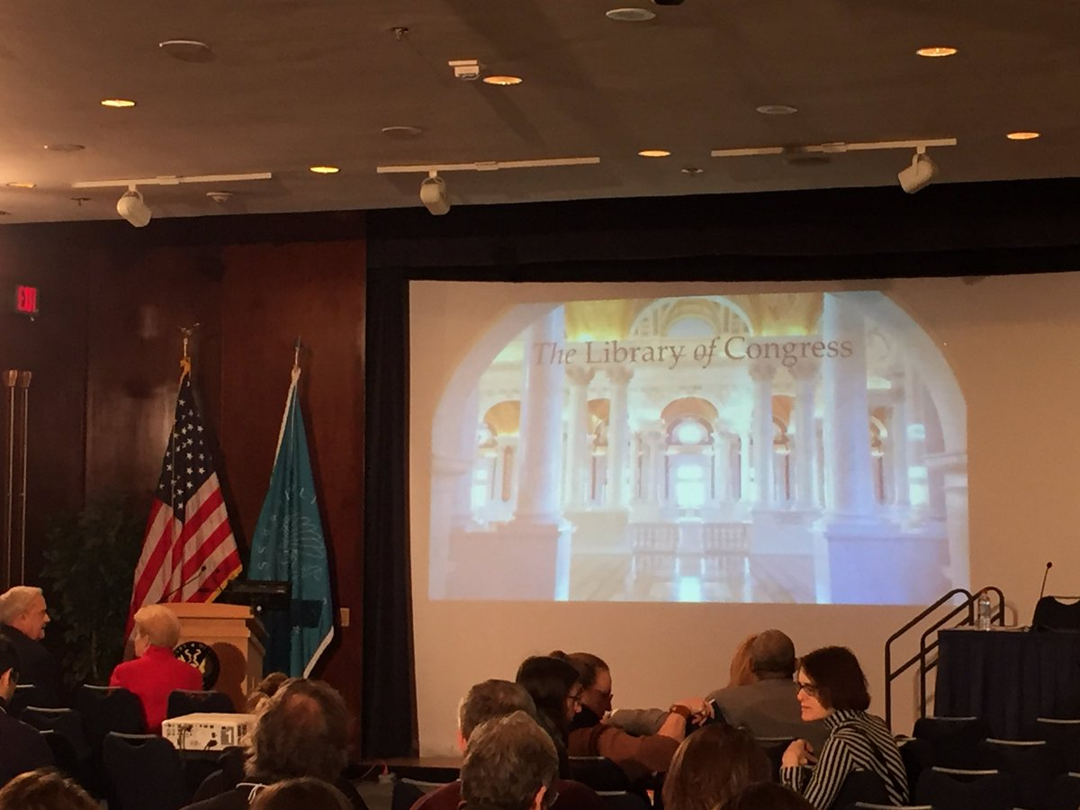 Things getting ready to get underway at #RPTF 'Save America's Radio Heritage' conference #radio https://t.co/eIc0B2A3ov