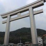 鹿嶋神社の鳥居は普通の鳥居じゃない!その理由とは!?
