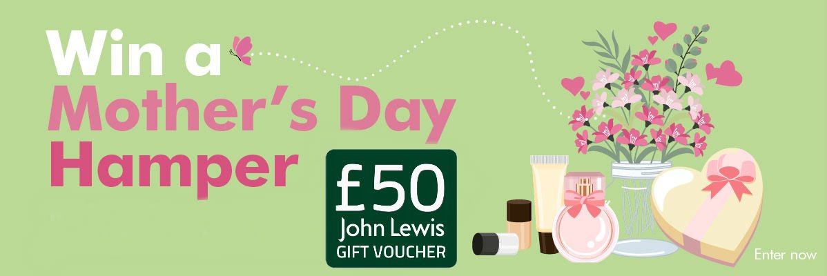 #WIN a @johnlewisretail voucher & hamper of @ZipvitUK goodies