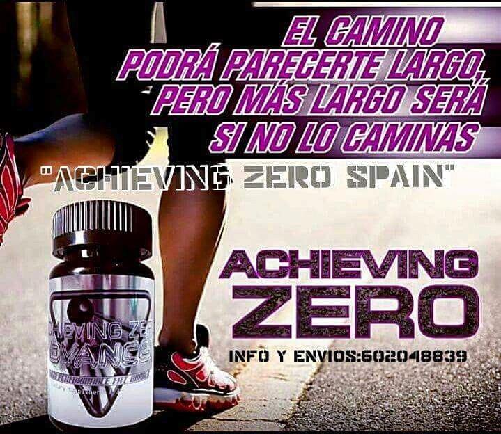 Achieving zero advanced pastillas para adelgazar