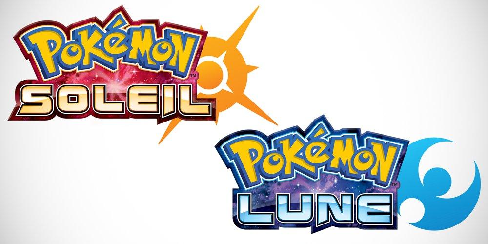 [3DS] Nouvelles images de Pokémon Lune et Pokémon Soleil