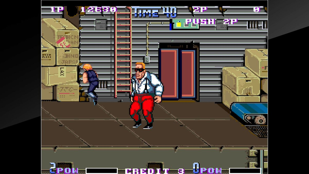 Playstation Pa Twitter Double Dragon Ii The Revenge Launches Today On Ps4 Courtesy Of Arcade Archives Https T Co Sryg7qoecu Https T Co 6wjlhmaktl