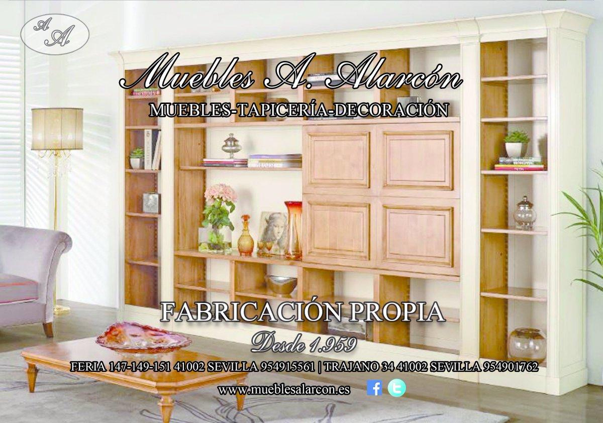 Alfonso Alarcon Mueblesalarcon Twitter # Muebles Liquidacion Sevilla