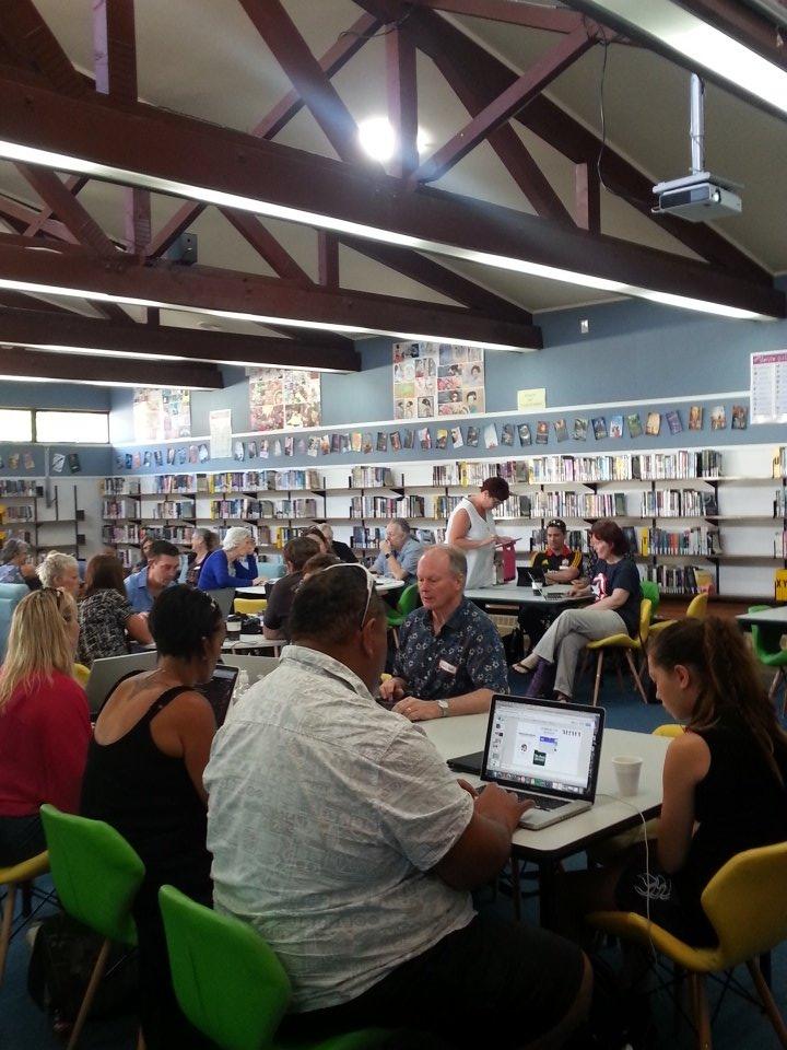 Room filling up! #educamprotovegas https://t.co/BhINWgOnPf