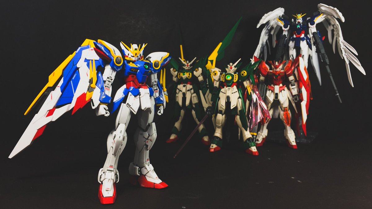 18+ Gundam Wing Rg Review Pictures 9