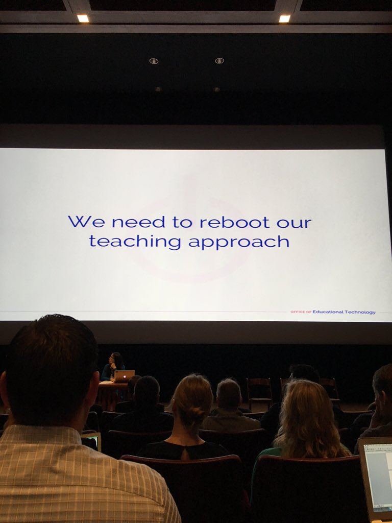 #GoOpen @jsouth @usedgov @edmodo we need to reboot our teaching approach #COW https://t.co/fWZtBytlMJ