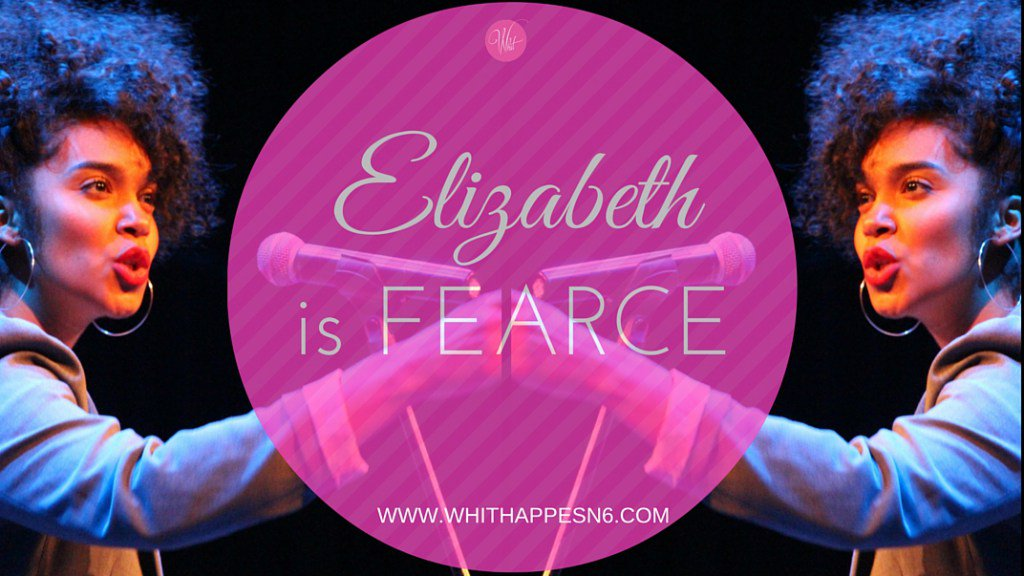 Elizabeth Acevedo is F.E.A.R.C.E. | FEARCEFeatures https://t.co/r0tuLJmDaP https://t.co/Wgg31JQdBF