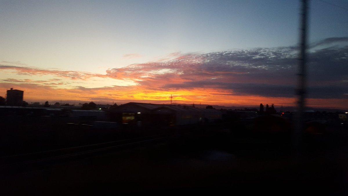 Beautiful morning. On the way!! #educamprotovegas https://t.co/joOzPfcJ4g