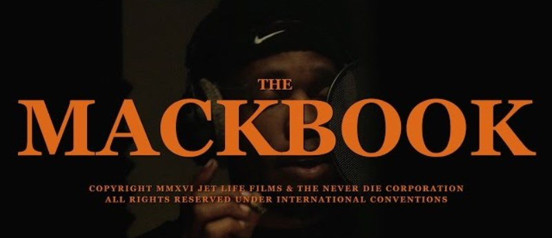 New Video: Curren$y- The Mack Book