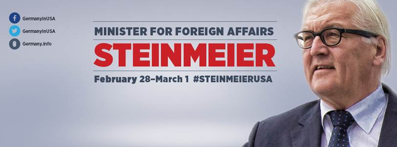 Thumbnail for Foreign Minister Frank-Walter Steinmeier Visits the US