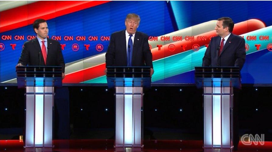 CNN GOP primary debate is the highest-rated debate so far this year.  https://t.co/XAiR9QhsXp https://t.co/cYuPBq3wH5