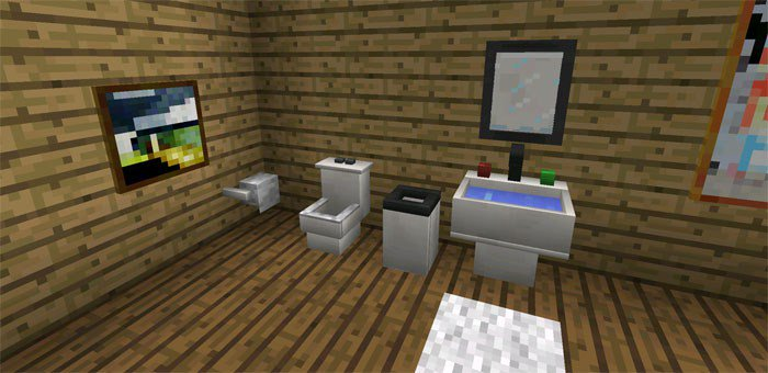 установить мод на мебель майнкрафт 15 6 на андроид #7