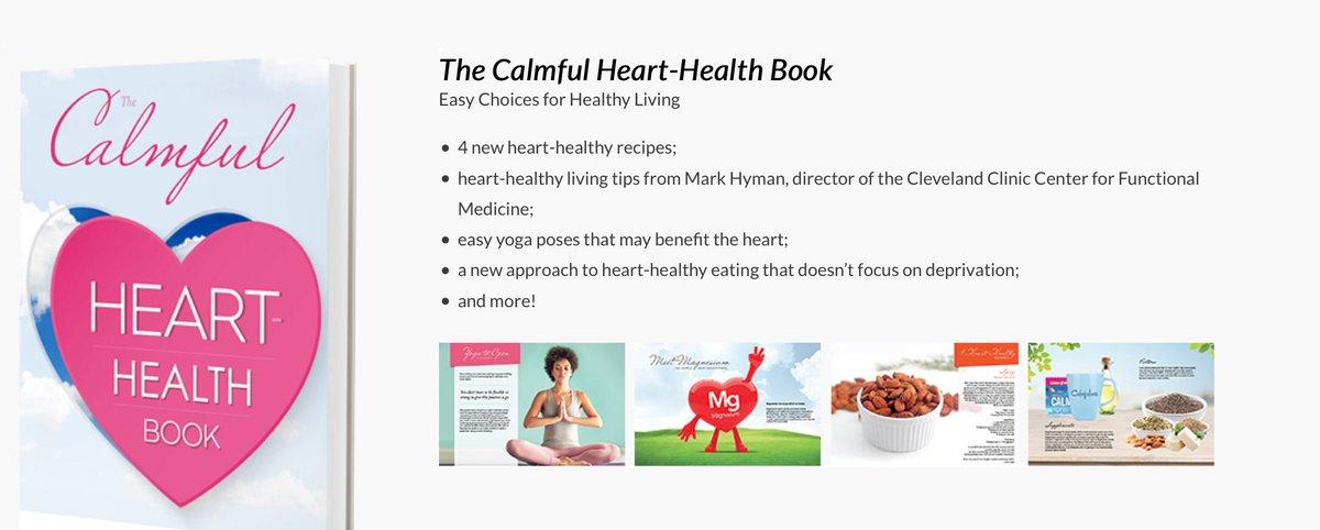 This Calmful Heart-Health E-Book has tips 4 healthy heart, body & mind @naturalvitality https://t.co/IkDZ3sbd31 #ad https://t.co/SHSjvnJ4nq