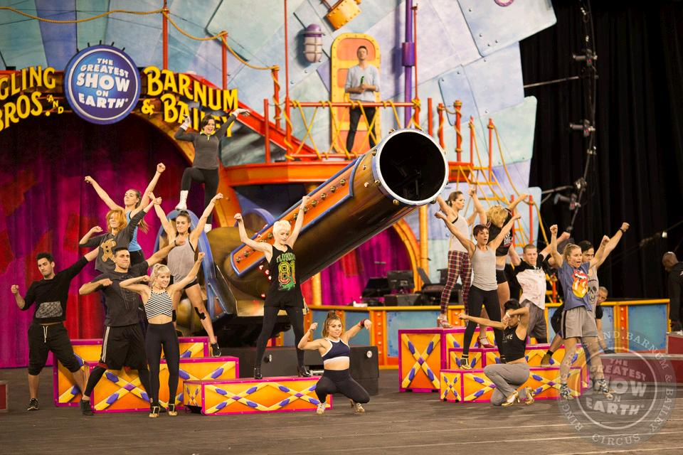 Image result for circus human cannonball