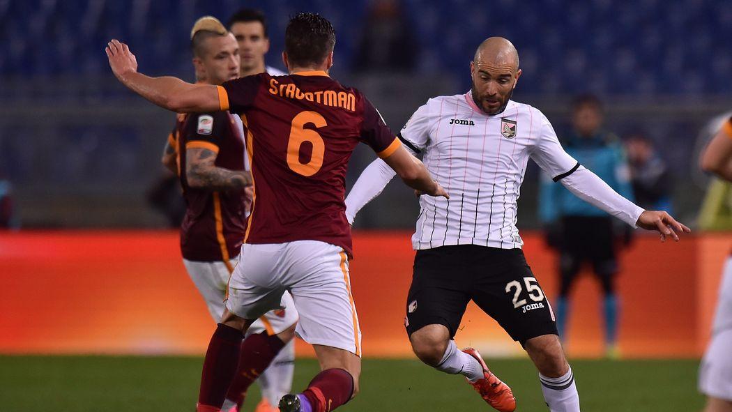 Vedere EMPOLI-ROMA Streaming Rojadirecta oggi Diretta Calcio Serie A