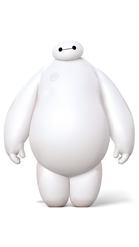 Mobile Wallpapers On Twitter Cute Baymax From Big Hero 6
