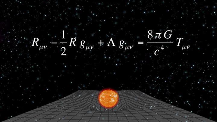 Resultado de imagen de Ecuación del campo de Einstein